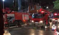 Hà Nội: Cháy lớn giữa đêm khiến 4 người thiệt mạng
