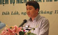 Ông Nguyễn Hải Ninh được điều động làm bí thư tỉnh Khánh Hòa