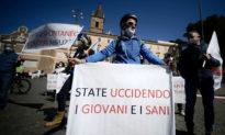 Công tố viên Ý: WHO đã nói dối về báo cáo các ca nhiễm vi rút gia tăng đột biến