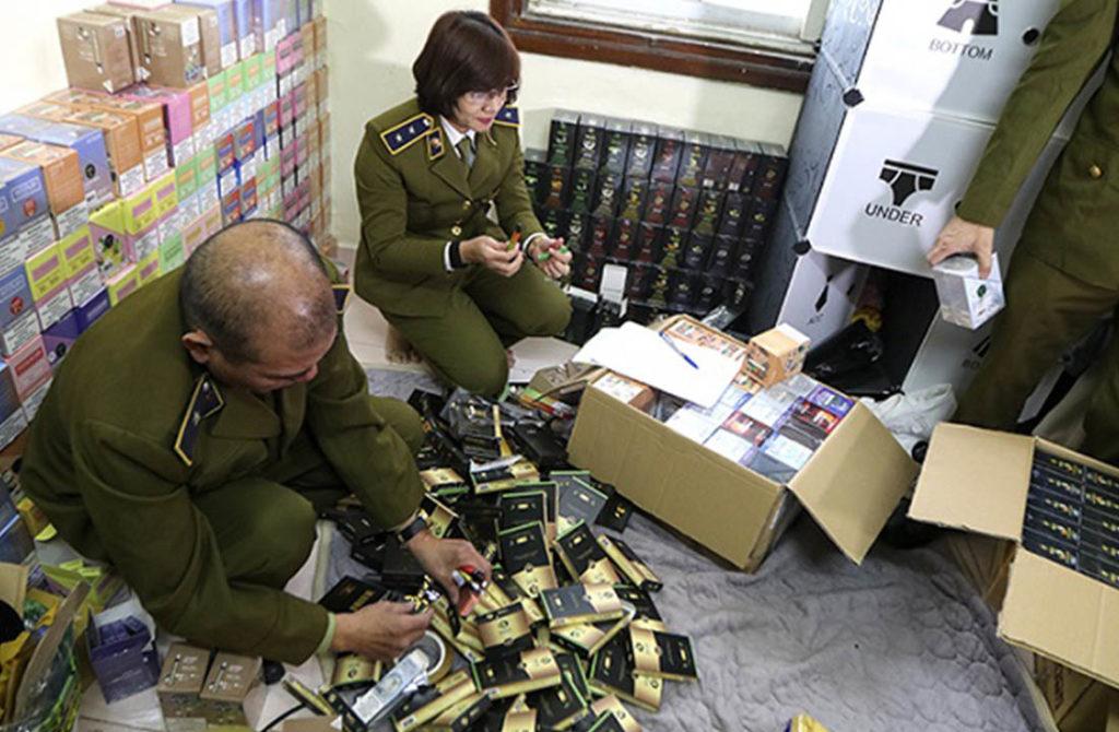 Hà Nội kiểm soát kinh doanh, lưu hành thuốc lá điện tử