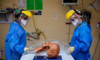 'Súng bắn khói': Khoảng cách Coronavirus nhiễm trong không khí bệnh viện
