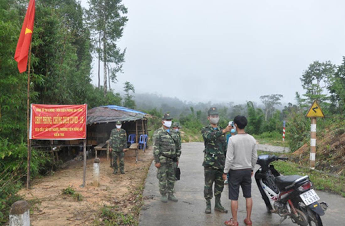 Lào, Việt Nam lo chắn biên giới ngăn dịch từ Thái Lan, Campuchia