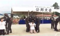 Myanmar xử tử 3 người Trung Quốc