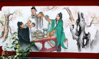 Lưu Bị, Quan Vũ, Trương Phi - 3 anh em kết nghĩa vườn đào, thể hiện nội hàm khác nhau của chữ 'Nghĩa'