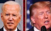 Người theo dõi bài phát biểu của TT Biden chưa bằng 1/3 so với cựu TT Trump