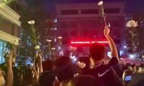 Trung Quốc: Biểu tình trước trường trung học vì cái chết bí ẩn của nam học sinh 17 tuổi