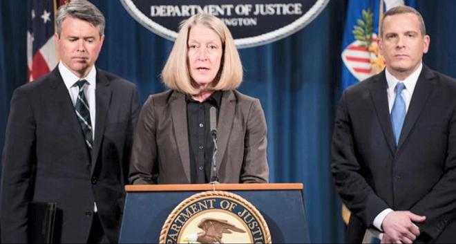 Nhân viên Bộ ngoại giao Mỹ đã rơi vào bẫy của gián điệp Trung Quốc như thế nào?
