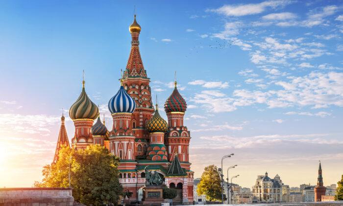 Biểu tượng độc đáo của đất nước Nga: Nhà thờ chính tòa Thánh Basil tại Moskva