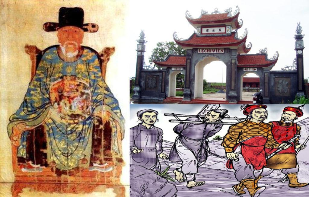 Câu chuyện nhân quả trong vụ án Lệ Chi Viên - Nguyễn Trãi bị chu di tam tộc