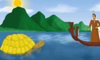 Thần tích nước Nam (Kỳ 7): Lai lịch bí ẩn của Thanh Giang sứ giả - vị Thần bảo hộ nước Nam