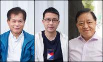 Các nhà lập pháp Hong Kong cảm phục Pháp Luân Công, chúc mừng ngày sinh nhật Đại sư Lý Hồng Chí