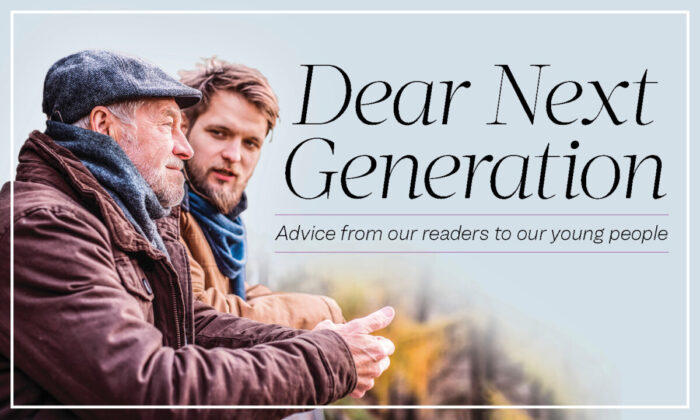 Gửi thế hệ tương lai - Phần 1: 'Hãy nắm lấy cuộc sống bằng cả hai tay'
