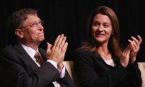Tỷ phú Bill Gates và vợ tuyên bố ly hôn sau 27 năm chung sống