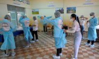 Campuchia và Lào tăng mạnh số ca nhiễm dịch Covid-19
