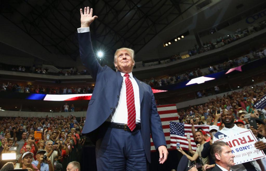 Ông Trump sắp tổ chức các cuộc vận động trong tháng tới