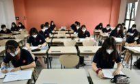 15 tỉnh, thành cho học sinh tạm dừng đến trường vì COVID-19