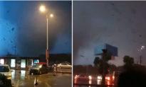 Lốc xoáy tấn công Vũ Hán, Tô Châu khiến 1 người chết, 62 người bị thương