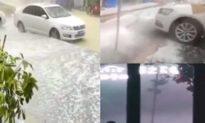 Trung Quốc: Lốc xoáy khiến 12 người thiệt mạng, Quý Châu mưa đá liên tiếp trong 13 ngày