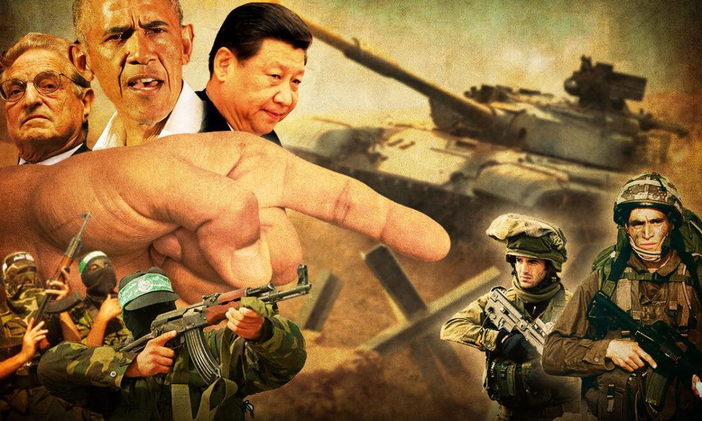 Kỳ 3: Thế giới đảo điên: Israel bị lên án, tội phạm khủng bố được cảm thông và thế lực nào đứng sau bọn khủng bố?