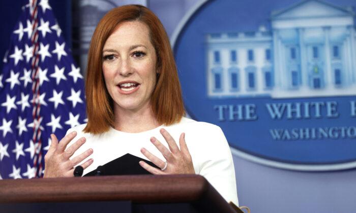 Thư ký Báo chí Nhà Trắng tiết lộ: Nhóm của ông Biden đã nói với ông rằng không được trả lời câu hỏi từ các phóng viên