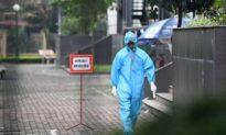 3 người thân cùng bị lây nhiễm COVID-19 tại Phúc Thọ, Hà Nội