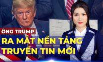 """TỐI 5/5: Ông Trump: """"Mọi người sẽ rất, rất vui với quyết định năm 2024 của tôi"""""""