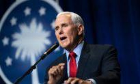 Mike Pence chỉ trích Joe Biden vì các cuộc tấn công của Hamas vào Israel
