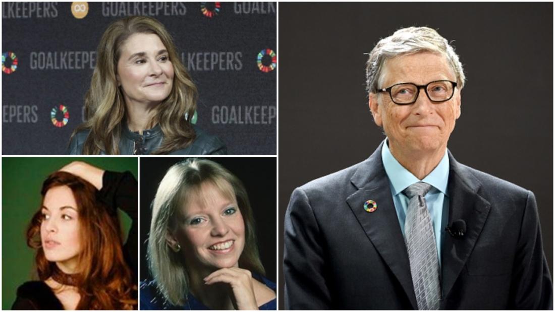Cuộc hôn nhân của tỷ phú Bill Gates có lẽ đã không có loại tình yêu trong quan niệm của người bình thường chúng ta (Ảnh tổng hợp)