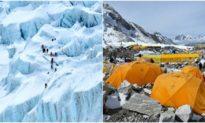 Covid-19 xuất hiện ở cả trên đỉnh Everest, Himalaya