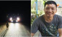 Tài xế xe tải nghĩa hiệp 'gõ cửa tìm nhà' cho em bé 2 tuổi lang thang lúc 1h sáng