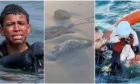 Những thi thể trẻ em trôi dạt vào bờ biển Libya - Thảm kịch di cư bao giờ mới hết?