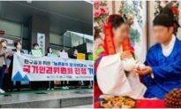 Tung chiến dịch nông dân Hàn 'ế vợ' kết hôn với nữ sinh Việt, Hàn Quốc bị chỉ trích