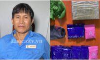Bắt cựu chủ tịch xã vận chuyển hàng nghìn viên ma túy tổng hợp