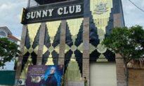 Khởi tố 2 vụ án ở quán bar Sunny Vĩnh Phúc