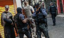 Cuộc đột kích đẫm máu của Cảnh sát Rio de Janeiro, ít nhất 25 người chết