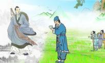 Người được Trương Tam Phong cứu giúp: Lão ông và thư sinh có tâm thiện lương