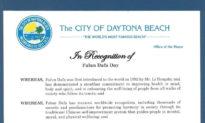 3 thành phố của bang Florida, Mỹ tuyên bố Ngày Pháp Luân Đại Pháp