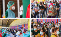 Thái Lan tăng vọt gấp đôi số ca nhiễm Covid-19 chỉ sau một ngày