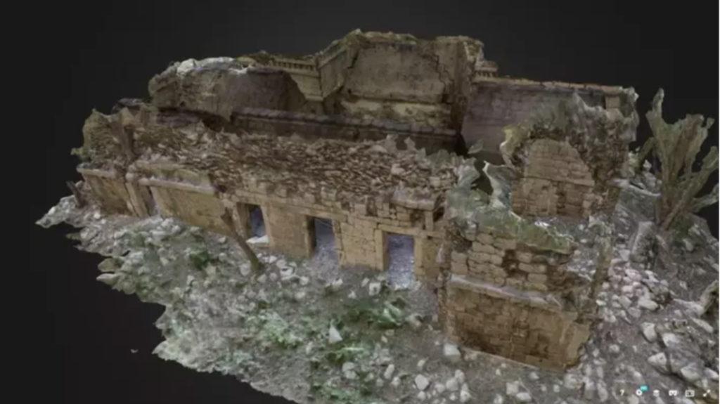 Nền văn minh Maya tuyệt đẹp qua hình ảnh quét laser