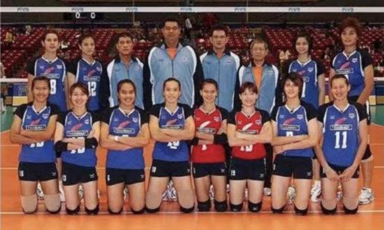 Đội tuyển bóng chuyền nữ Thái Lan nhiễm COVID-19 dù đã tiêm vaccine Trung Quốc