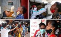 Số ca nhiễm Covid-19 mới ở Ấn Độ giảm mạnh