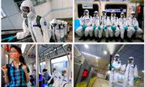 Ca Covid-19 trong cộng đồng ở Đài Loan tăng 100 lần sau 1 tháng