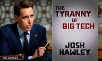 Sách mới về Big Tech của Thượng nghị sĩ Josh Hawley lọt vào top 10 sách bán chạy nhất