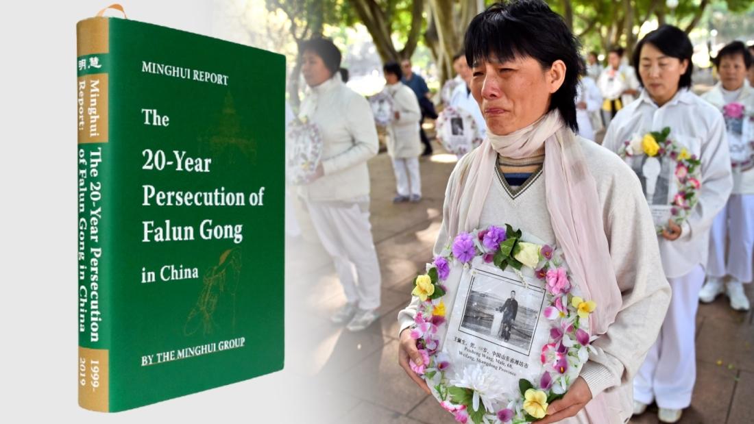 Cuốn sách phơi bày cuộc đàn áp Pháp Luân Công kéo dài 20 năm ở Bắc Kinh đoạt giải thưởng Benjamin Franklin