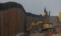 Chính quyền Biden hủy các dự án xây dựng tường biên giới từ ngân sách quốc phòng