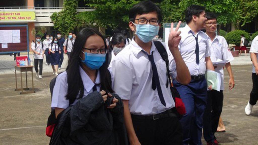 TP. HCM: Hơn 100.000 sinh viên nghỉ học, hoãn thi để phòng chống dịch COVID-19