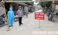 Bắc Ninh thêm 42 ca mắc COVID-19, cách ly xã hội toàn huyện Thuận Thành