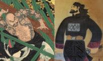 Cùng xuất thân từ hòa thượng, Từ Hải và Lỗ Trí Thâm có kết cục hoàn toàn khác nhau