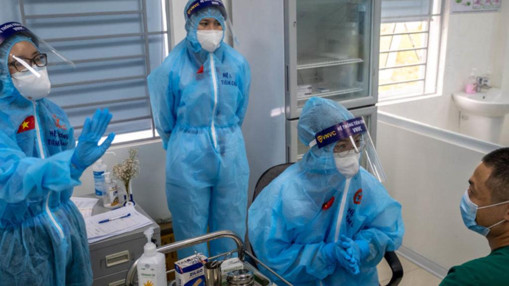 Việt Nam có 690 F1, 1.890 F2 của các ca nhiễm COVID-19 đợt mới