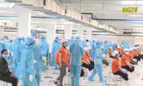 Bộ Quốc phòng điều quân giúp Bắc Ninh, Bắc Giang chống COVID-19
